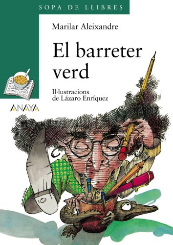 9788466753920: El Barreter Verd (Catalan Edition)