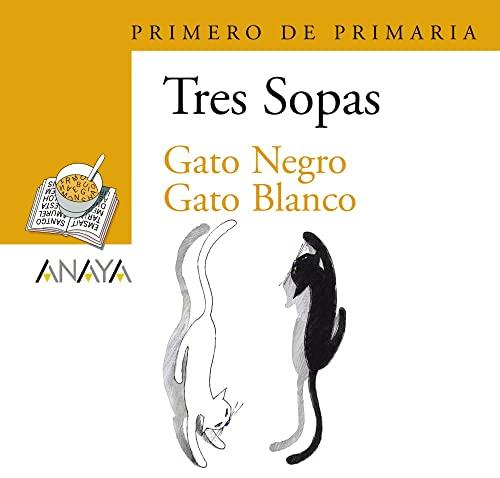 """BLÍSTER """"GATO NEGRO GATO BLANCO"""" 1º DE: Andrés Guerrero"""
