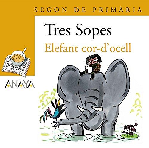 9788466754323: Elefant Cor-d'ocell: Segon de primaria / Second Level Ementary (Plan Lector) (Catalan Edition)