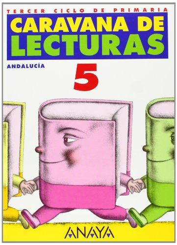 9788466754651: Caravana de lecturas 5 (Andalucía)