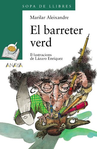 9788466755009: El Barreter Verd (Catalan Edition)