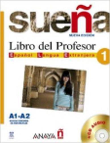 9788466755078: Sueña 1. Libro del Profesor (Métodos - Sueña - Sueña 1 Nivel Inicial - Libro Del Profesor)