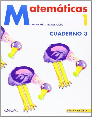 9788466755252: Matemáticas 1. Cuaderno 3.
