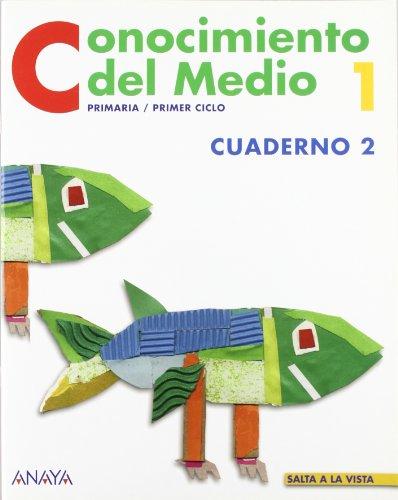 9788466755344: Conocimiento del Medio 1. Cuaderno 2.