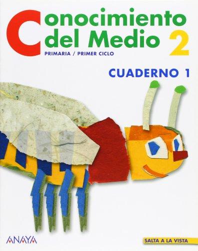 9788466755382: Conocimiento del Medio 2. Cuaderno 1.