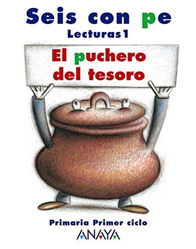 9788466755450: Lecturas 1: El puchero del tesoro - 9788466755450