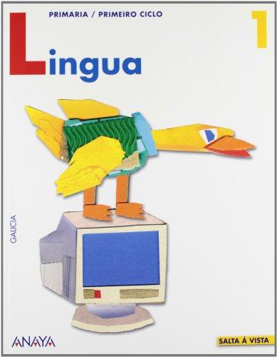 9788466756587: Salta á vista, lingua, 1 Educación Primaria (Galicia)