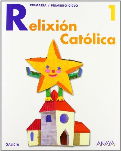 9788466756808: Relixión Católica 1. (Salta á vista)