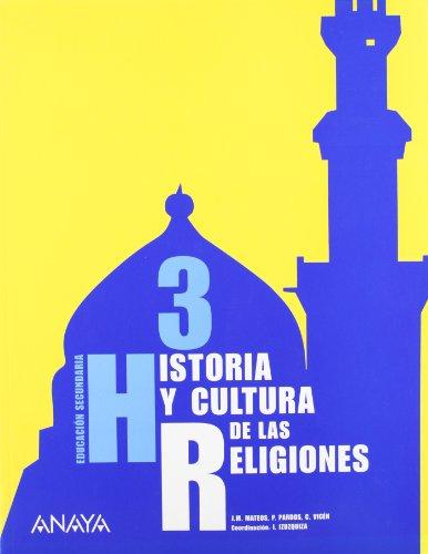 9788466757690: Historia y Cultura de las Religiones 3.