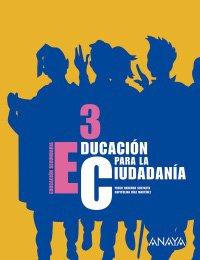 9788466759151: Educación para la ciudadanía 3.