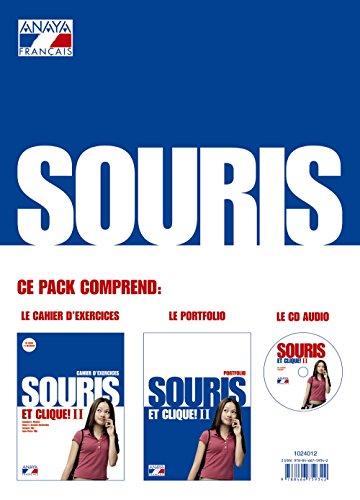 9788466759342: Souris et clique! II. Cahier d ' exercices et portfolio.