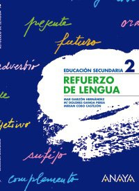 9788466759373: Refuerzo de Lengua 2. - 9788466759373