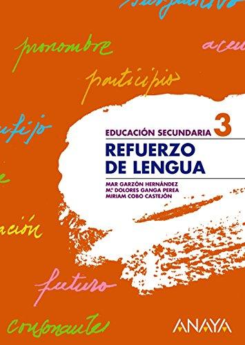 9788466759380: Refuerzo de Lengua 3 - 9788466759380