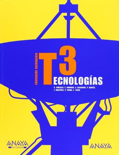 9788466760911: Tecnologías 3.