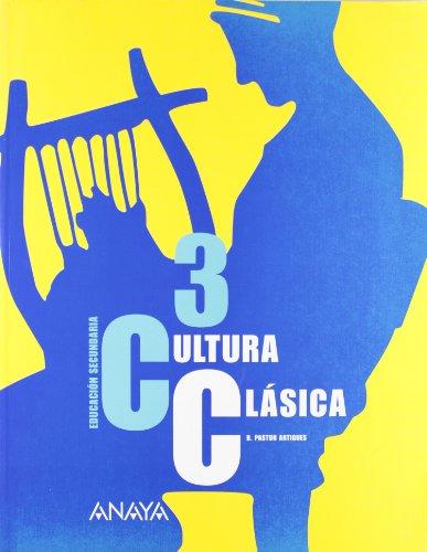 9788466761000: Cultura Clásica 3.