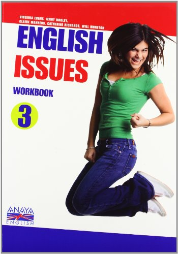 9788466761055: English Issues 3. Workbook