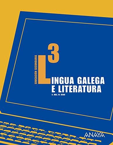 9788466761352: Lingua Galega e Literatura 3.