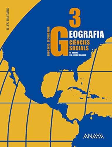 9788466761963: Geografia 3.: Ciències Socials