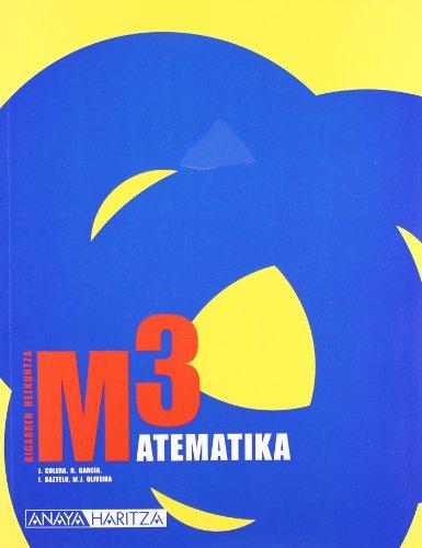 9788466762052: Matematika 3.