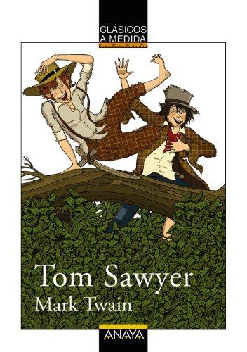 9788466763059: Tom Sawyer (CLÁSICOS - Clásicos a Medida)