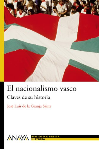 9788466763196: El nacionalismo vasco/ Basque Nationalism: Claves de su historia/ Keys of History (Biblioteca Basica De Historia/ Basic History Library) (Spanish Edition)