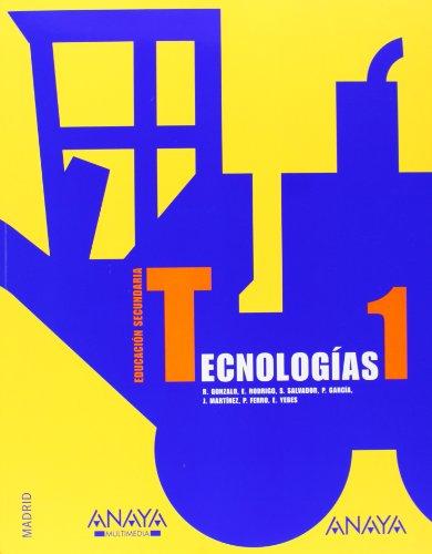 9788466763585: Tecnologías, 1 ESO (Madrid)