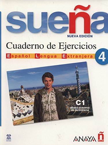 9788466763721: Suena 4. Cuaderno de Ejercicios C1. Marco europeo de referencia + CD Audio (Spanish Edition)