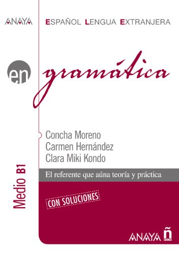 9788466764322: Gramatica. Nivel medio B1 (Spanish Edition)