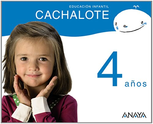 9788466765398: Cachalote 4 años.