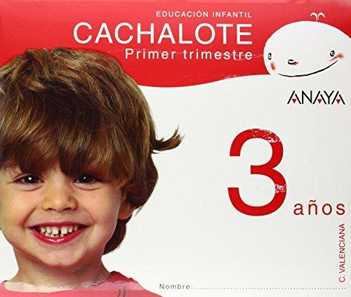 9788466765954: Cachalote 3 años.