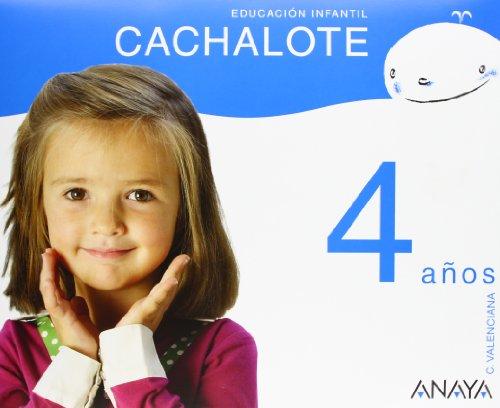 9788466765978: Cachalote 4 años.