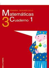 9788466766463: Matemáticas 3. Cuaderno 1. (Abre la puerta)