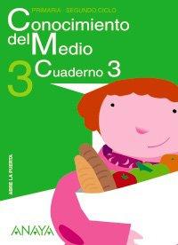 9788466767088: Conocimiento del Medio 3. Cuaderno 3.
