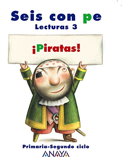 9788466767194: Lecturas 3: ¡Piratas! - 9788466767194