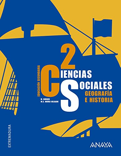 9788466769815: Geografía e Historia 2.: Ciencias Sociales