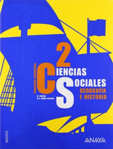 9788466769839: Geografía e Historia 2.