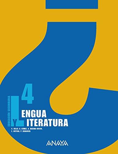 9788466770958: Lengua y Literatura 4.