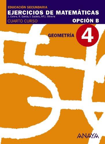 9788466771122: 4. Geometría.