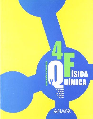 Física y Química 4.: Josà Miguel; Sáez