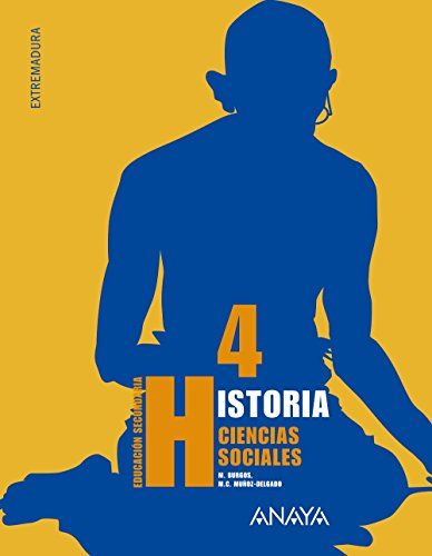 9788466771252: Historia, 4 ESO (Extremadura)