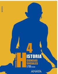 9788466771276: Historia 4. 4º Educación Secundaria Obligatoria. Libro del Alumno. Madrid