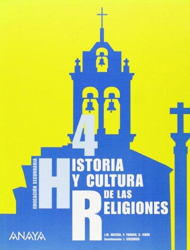 9788466771511: Historia y Cultura de las Religiones 4.