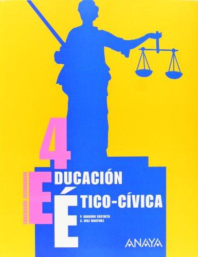 9788466771559: Educación ético-cívica, 4 ESO. Cuaderno