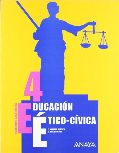 9788466771566: Educación Ético-cívica 4.