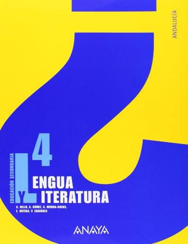 9788466771672: Lengua y Literatura 4.