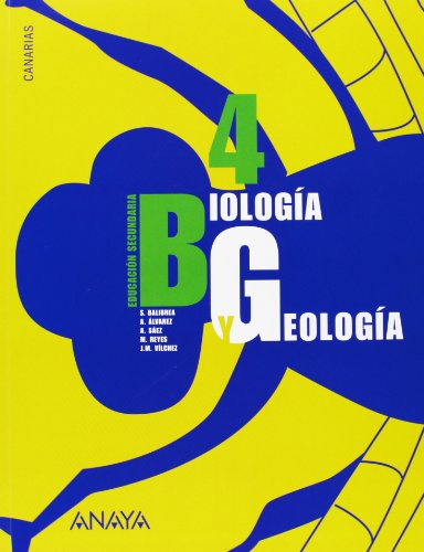 9788466771795: Biología y Geología 4.