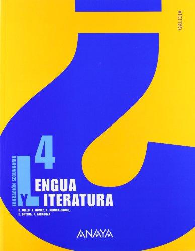 9788466771870: Lengua y Literatura 4.