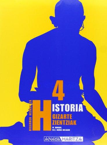 9788466772785: Historia Gizarte Zientziak 4.