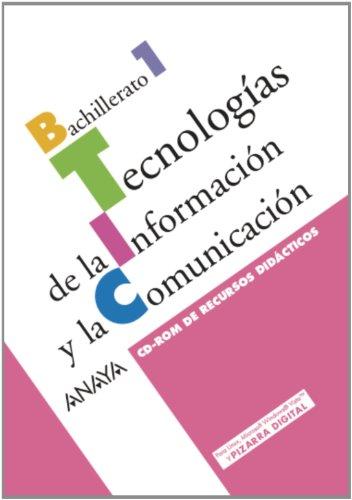 9788466773157: Tecnologías de la Información y la Comunicación. CD-ROM de Recursos didácticos.