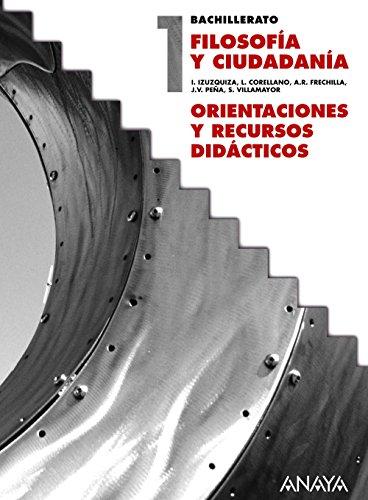 9788466773201: Filosofía y Ciudadanía. Orientaciones y recursos didácticos.